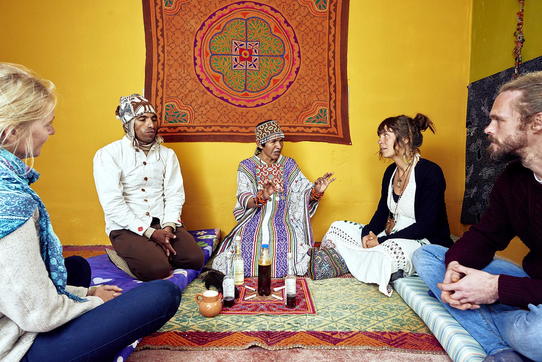 Ayahuasca Ceremonies