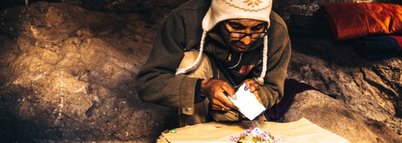 Willkamayu Spirit Header Jhon